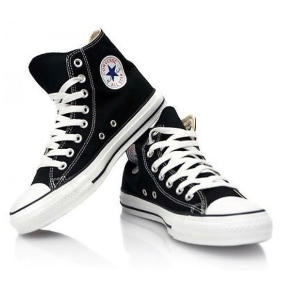 e2eaa229932437 Converse Shoes - Converse High Tops (Youth Size 3  Women s Size 5)